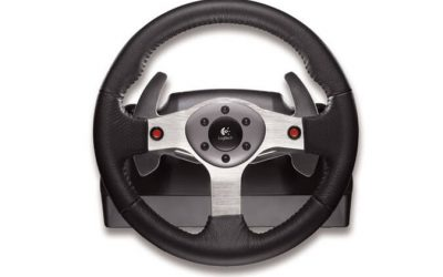 Repair the Logitech Force Feedback Steering Wheel G25